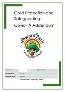 Child Protection and Safeguarding- COVID-19 Addendum